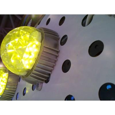 LED檸檬黃點光源